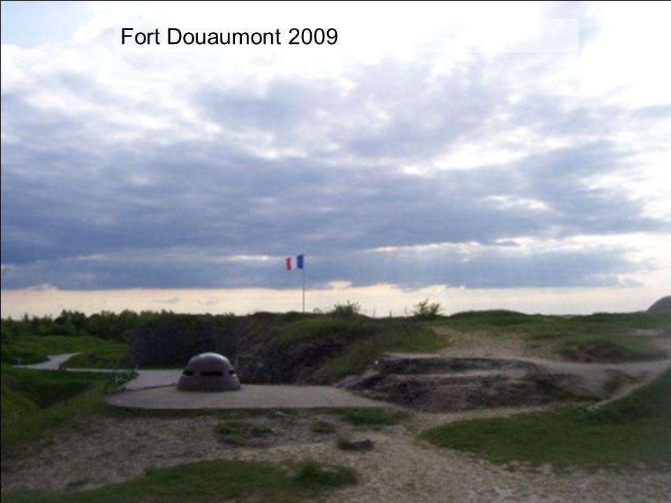 Fort Douaumont 1916