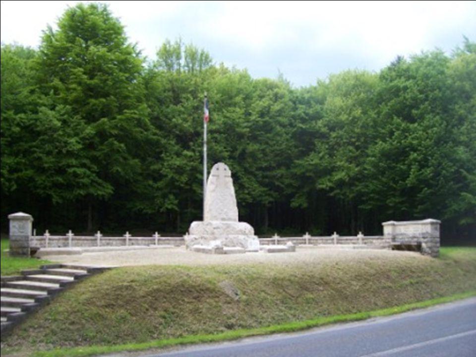 Bovenop Fort Douaumont, kijkend in de richting van de aanvallers