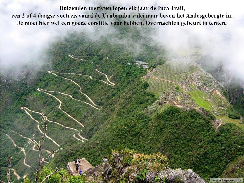 Bingham en anderen veronderstelden dat de stad de traditionele geboorteplaats was van de Inca bevolking of het geestelijke centrum van de virgins of the sun. Recent onderzoek toonde aan dat Machu Picchu een koninklijke schuilplaats was.