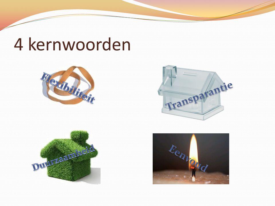 4 kernwoorden