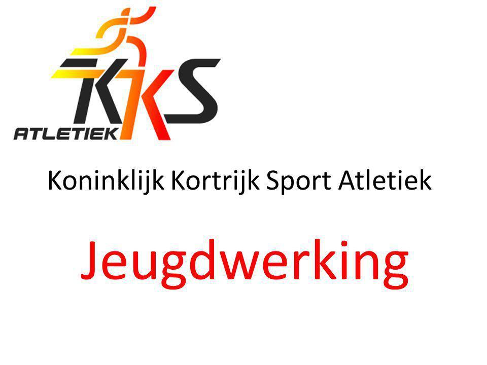 Koninklijk Kortrijk Sport Atletiek Jeugdwerking