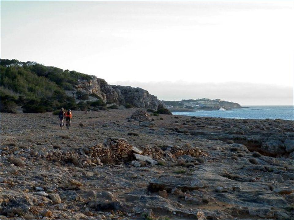 IBIZA ISLAND CHALLENGE Etappe 2 • Afstand - 98,1 km.