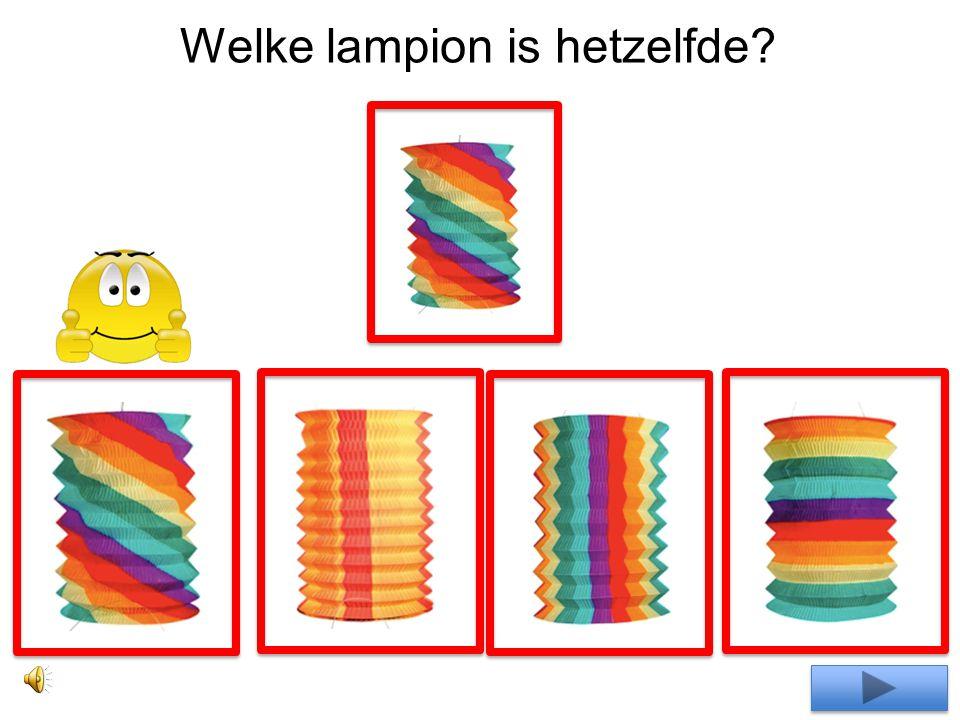 Digibordles Lampionnen Ordenen Door Marije Andringa www.jufmarije.nl