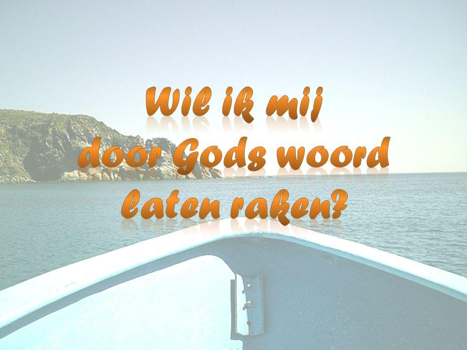 Gods woord, wijsheid, een woord om van te leven