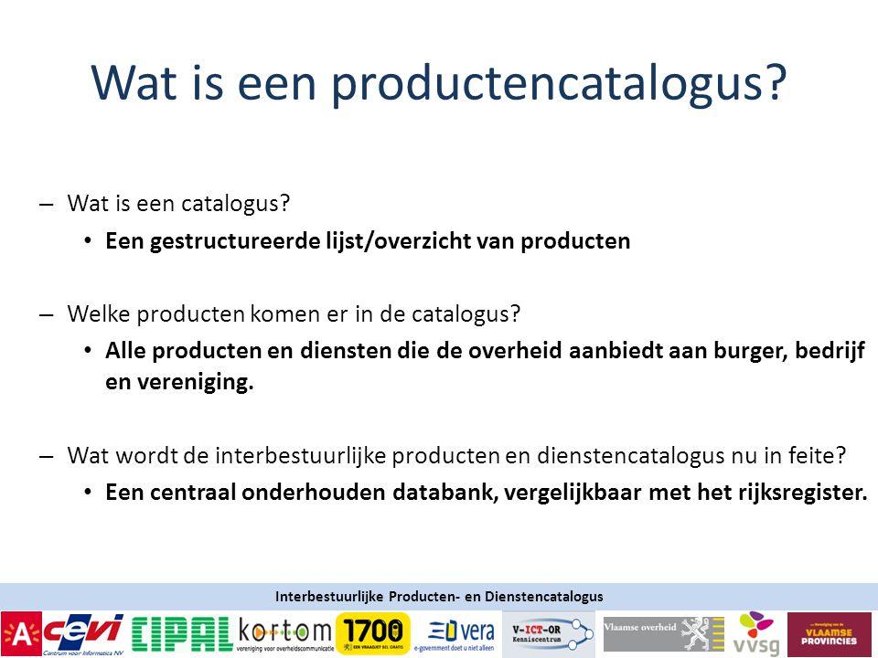 Wat is een productencatalogus.– Wat is een catalogus.