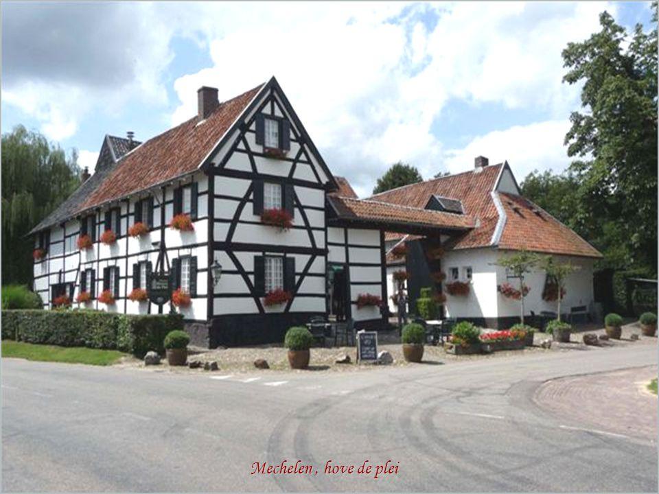 Mooie vergezichten, van het zuid - Limburgs heuvelland