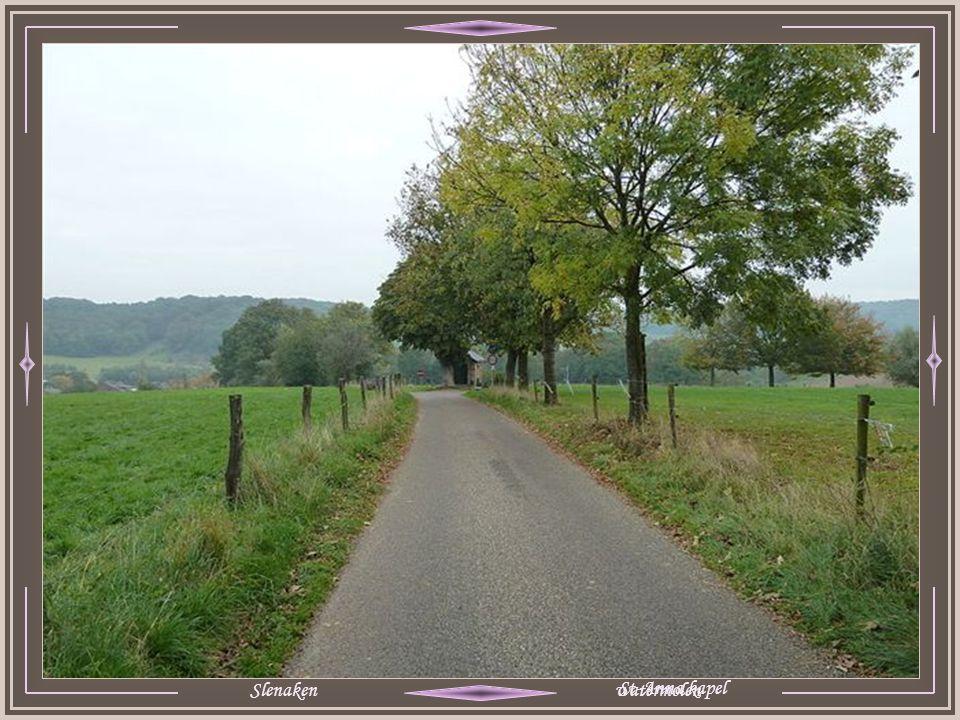 In het Zuid Limburgse heuvelland ! F.L.