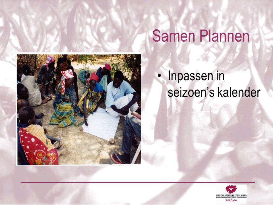 Runderpest Soedan 1991-2001 Vaccinatie ganse veestapel 2001 Vaccinatie stop Opsporen en rapporteren !.