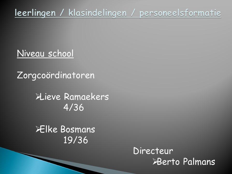  begin van schooljaar een overzicht  website: www.gbs-alt-hoeselt.be (activiteiten/vrije dagen)  bij wijzigingen:  nieuw formulier aan de lln.