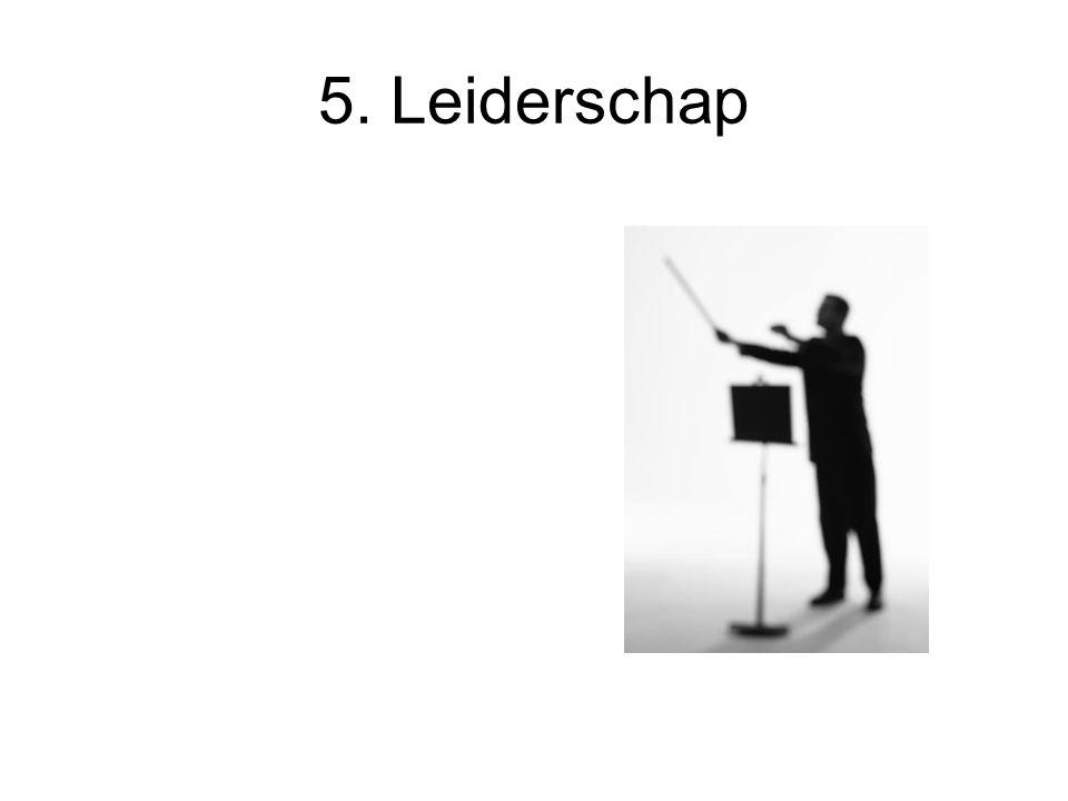5. Leiderschap