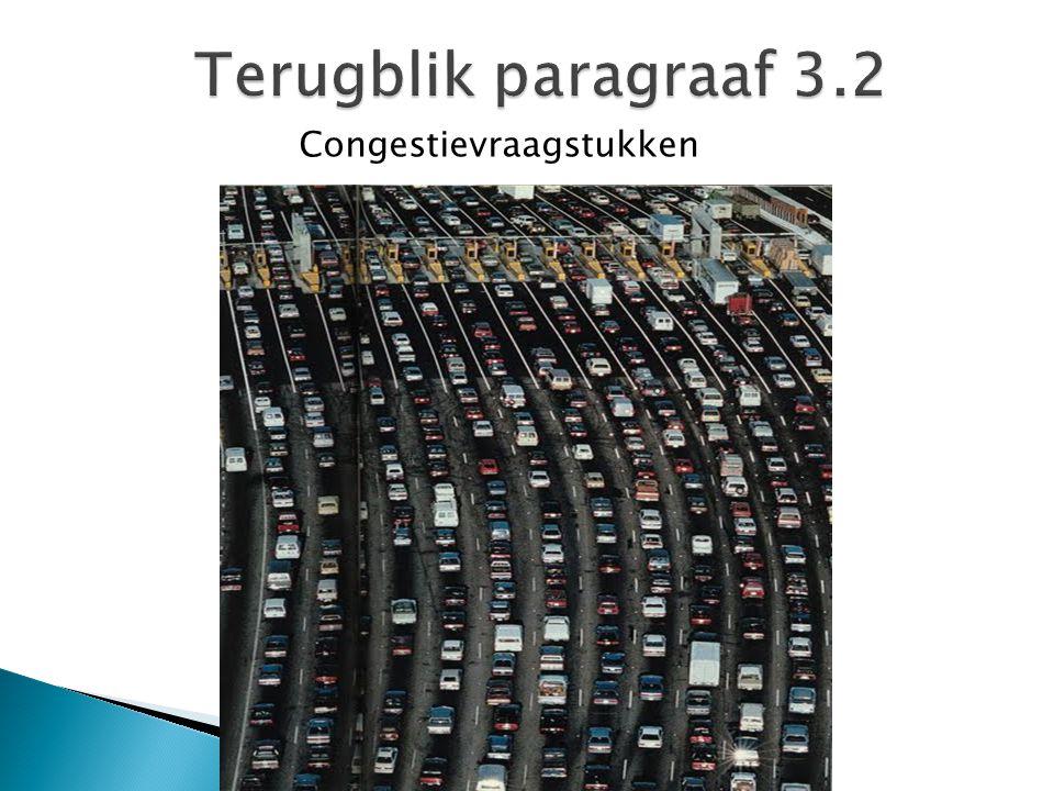 Congestievraagstukken