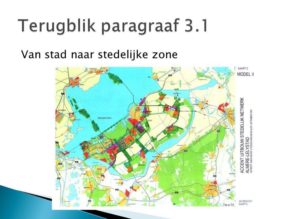  Wijk en stadsniveau: ◦ Leefbaarheid  Veiligheid  Parkeren  Milieu  Stedelijke distributie: ◦ Winkels goed bevoorraden  Venstertijden (alleen in rustige uren bevoorraden)  Slimmer organiseren (meer ladingen in 1 vrachtwagen)  Milieuzone (vervuilde vrachtwagens weren)  Mobiliteit tussen de steden: ◦ Tijd = geld ◦ Verbetering verkeersknooppunten (concurrentiepositie)  Schiphol (HSL) en haven van Rotterdam (Betuwelijn)  Al deze belangen botsen vaak met andere belangengroepen