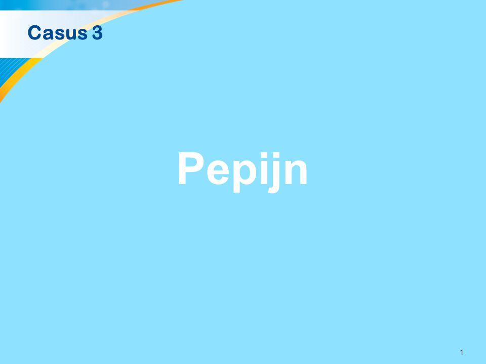 11 Casus 3 Pepijn