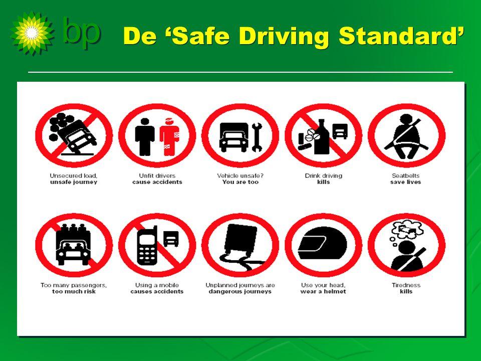 De 'Safe Driving Standard'
