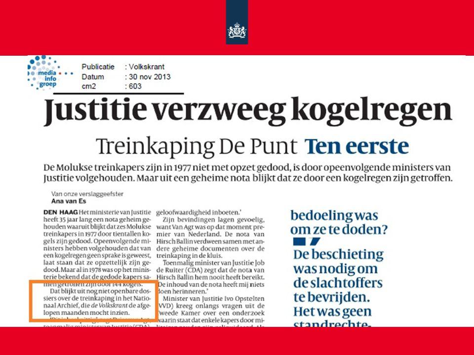 Voorstellen Nationaal Archief  Diana Teunissen  Anouk Baving  Erik Saaman  Pieter van Koetsveld Wij dienen ieders recht op informatie en geven inz