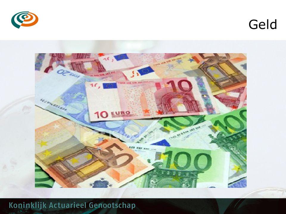 Pensioen •Uitgesteld loon •Nederland heeft 1 van de beste pensioensystemen ter wereld •In veel landen moeten burgers zelf voor (het grootste deel van) hun pensioen zorgen