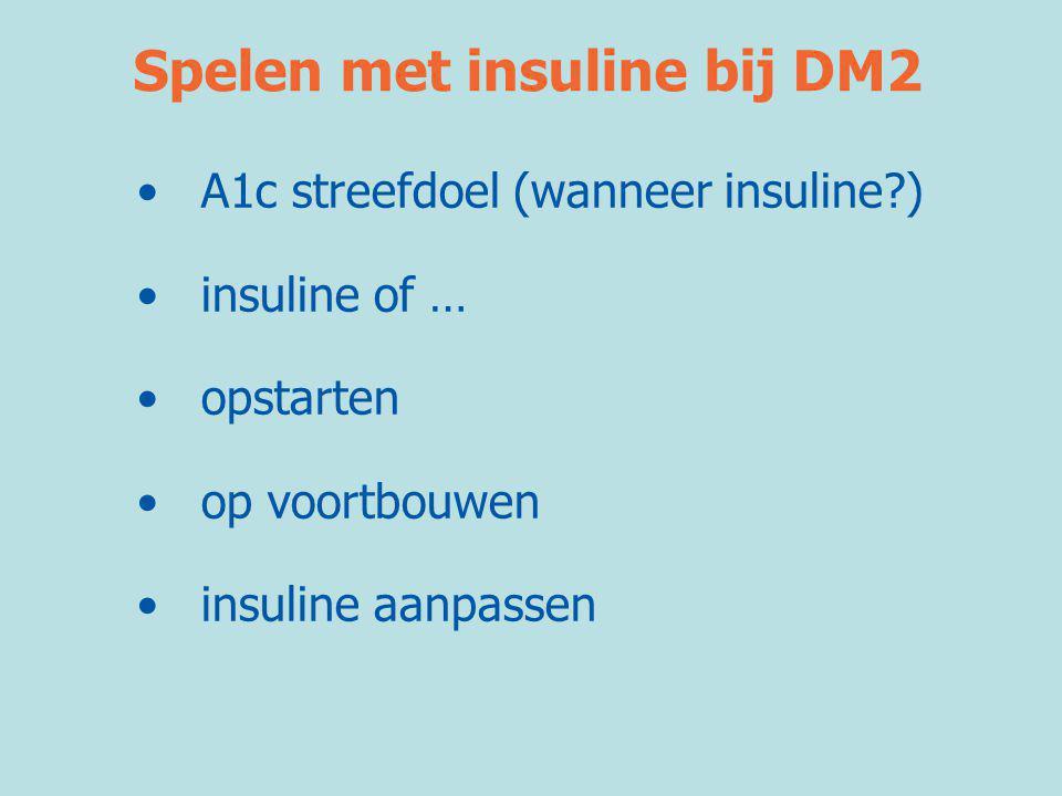 o l vo l vo l vo l v Insuline aanpassen: retroactief vb.