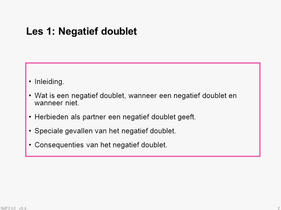 NdF2 h3 v0.433 Oplossing tafelpuzzel negatief doublet B 5 C D E 10 A 7 8 14 16 4 11 2 6 12 13 1 9 3 15