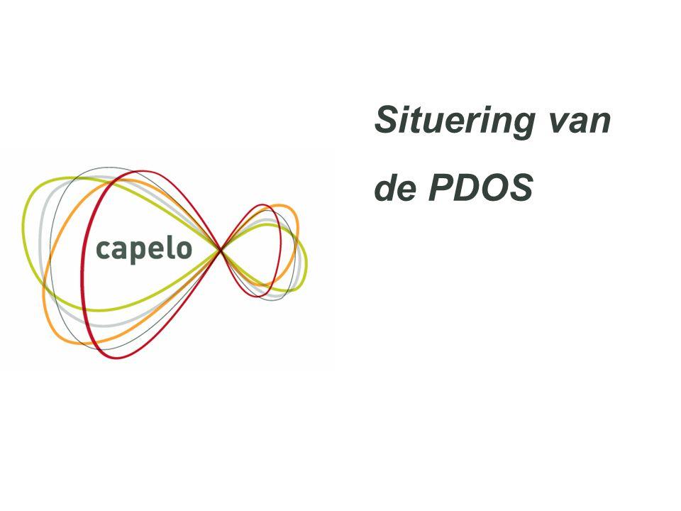 9 Situering van de PDOS