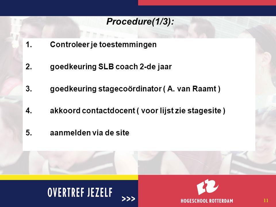 10 De stage-site  Startpagina: http://www.cmi-campus.nl  Overzicht bedrijven  Overzicht stageplaatsen  Plaats je CV op de site  Stagemodule INF/T