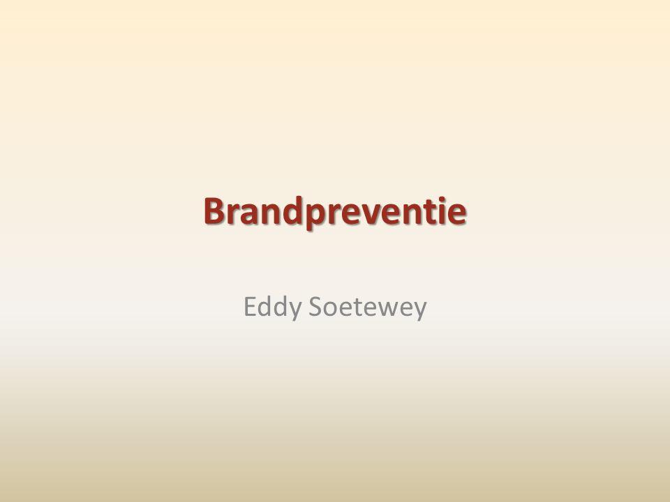 Brandpreventie Eddy Soetewey