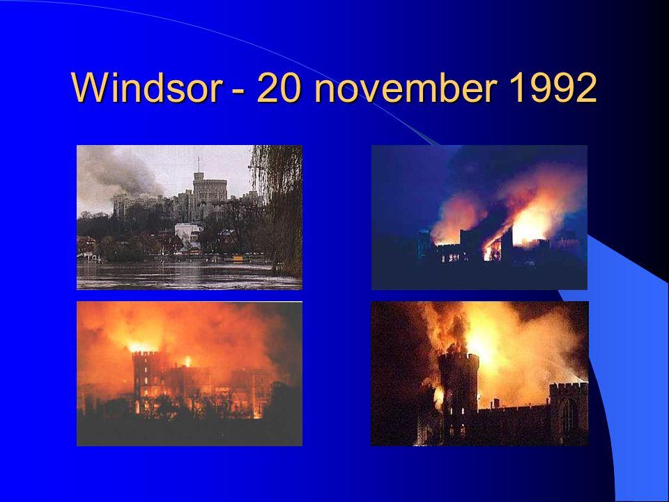 Windsor - 20 november 1992