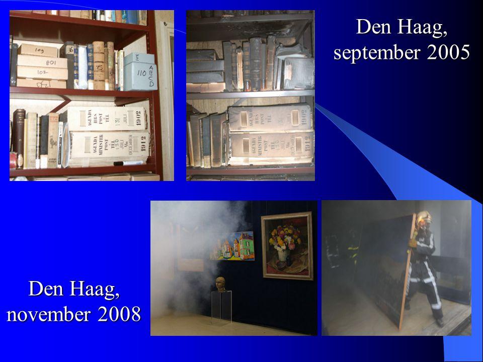 Den Haag, september 2005 Den Haag, november 2008