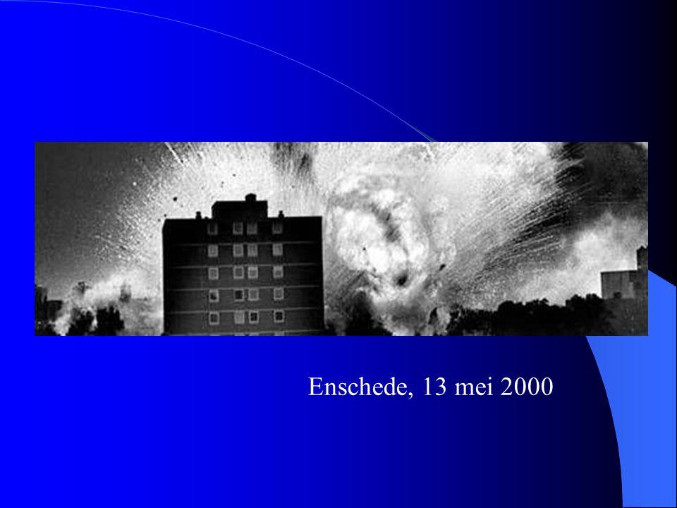 Enschede, 13 mei 2000