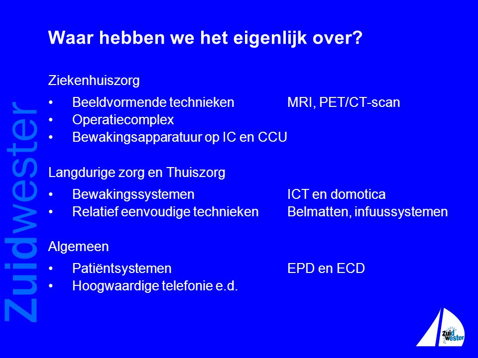 Zuidwester Mobile Intensive Care Unit