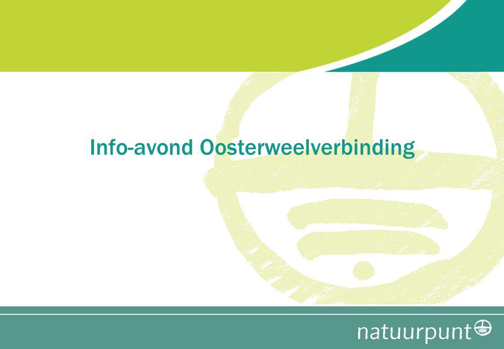 Standpunt Natuurpunt Antwerpen Noord Johan Vandewalle beleidscoördinator