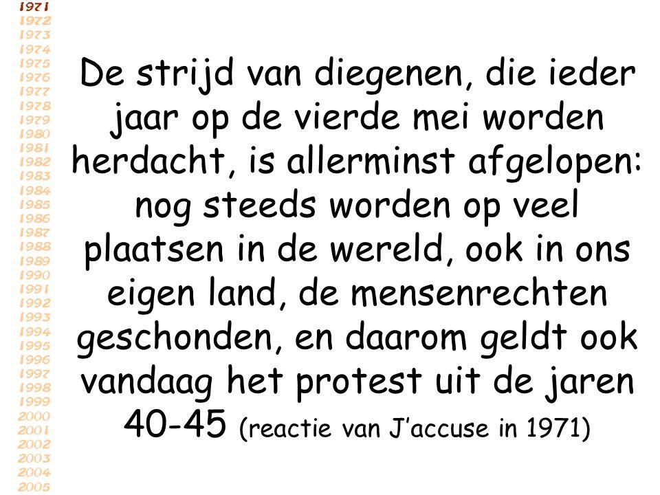 Nederland een politiestaat.Nee dat (nog?) niet. Maar er is genoeg reden om verontrust te zijn.