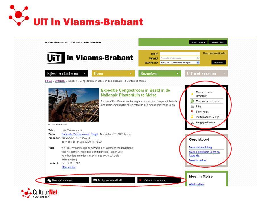 UiT in Vlaams-Brabant