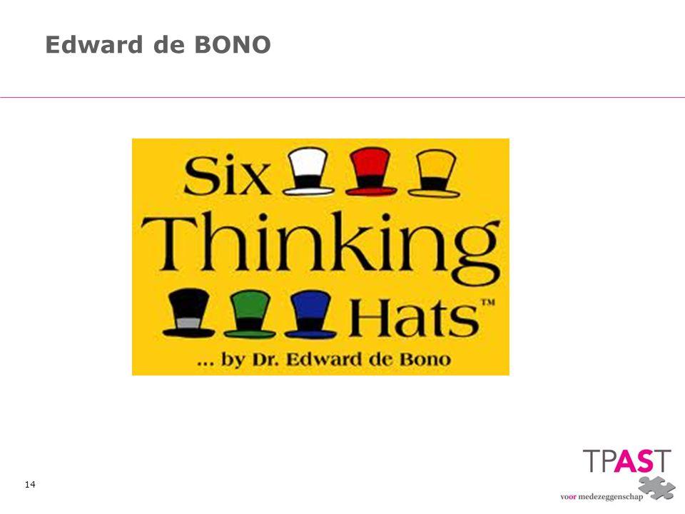 14 Edward de BONO