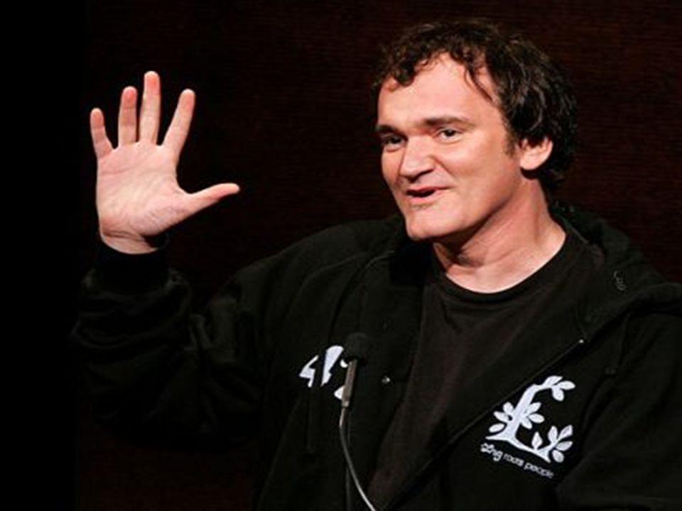Quentin Tarantino  Quentin Tarantino (Knoxville, Tennessee), 27 maart, 1963) is een Amerikaanse filmregisseur.