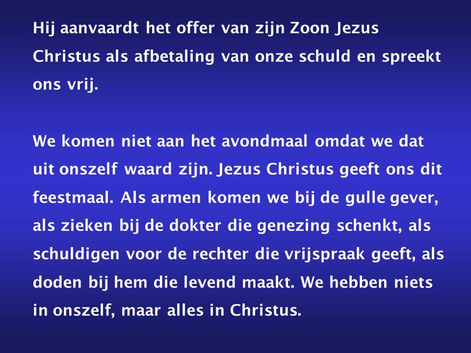 Bij de gaande viering kunnen deze woorden gecombineerd worden tot: Het brood dat we breken, maakt ons een met het lichaam van Christus.