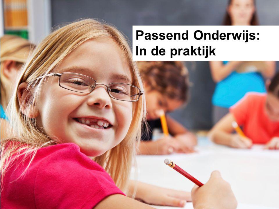 Passend Onderwijs: In de praktijk
