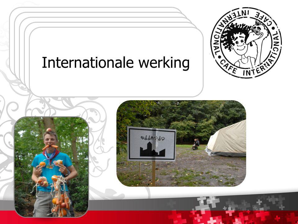 Internationale werking