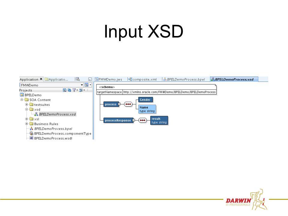 41 Input XSD