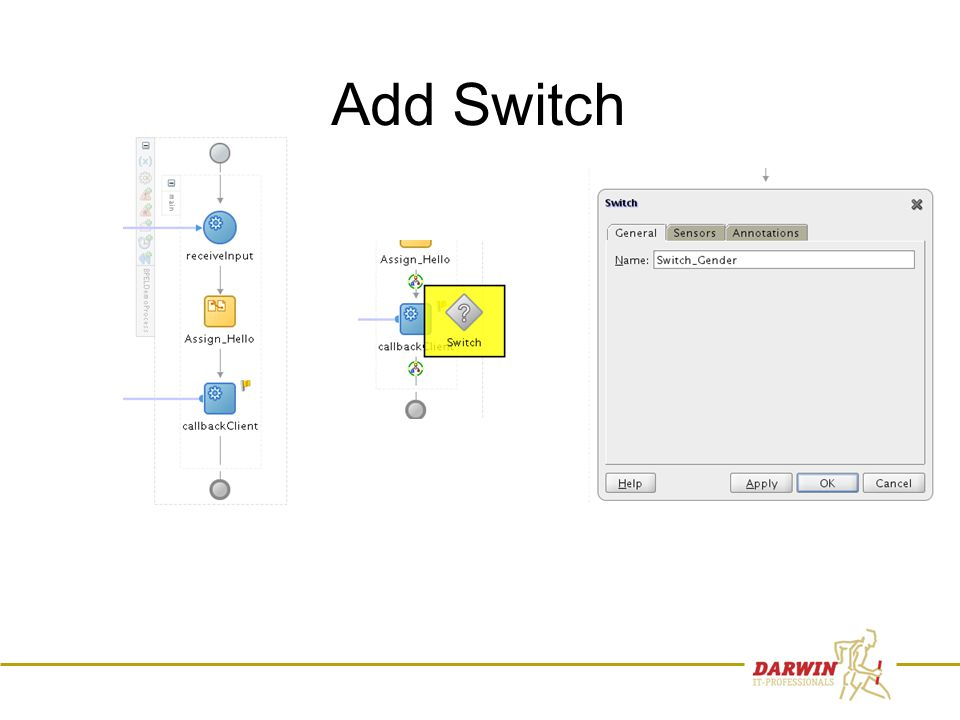 47 Add Switch