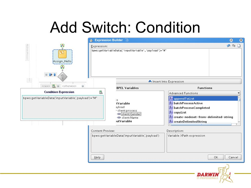 48 Add Switch: Condition