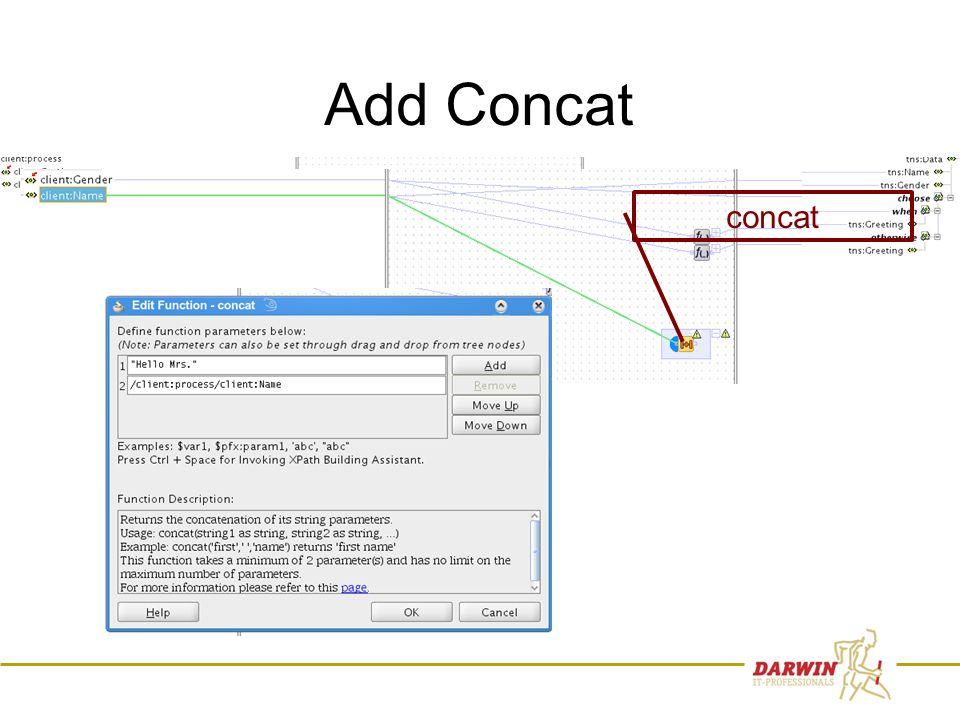 68 Add Concat concat