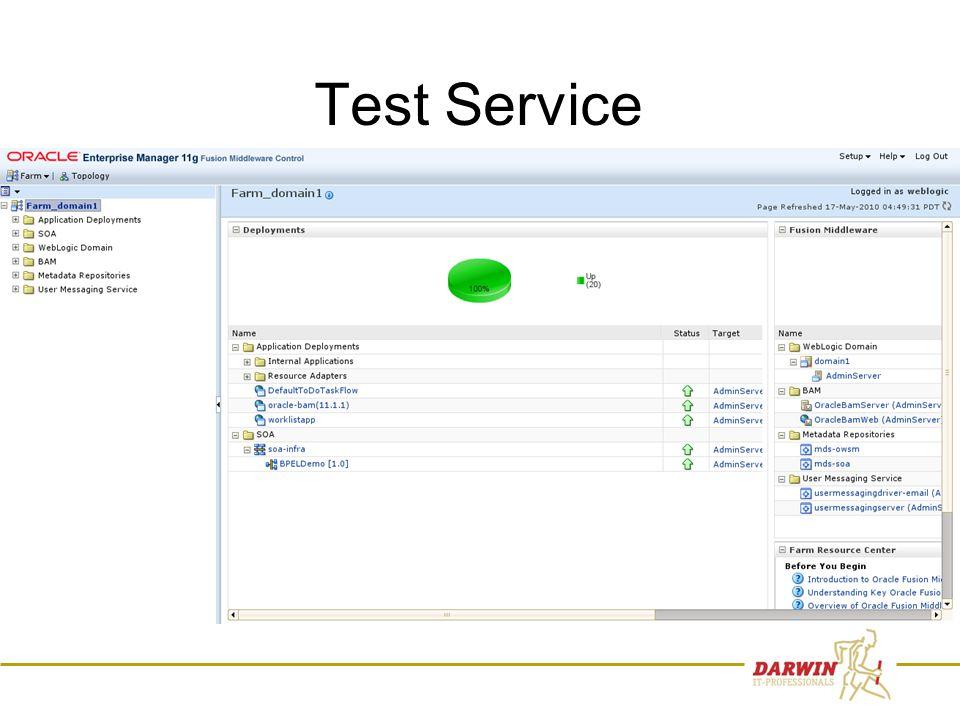 80 Test Service