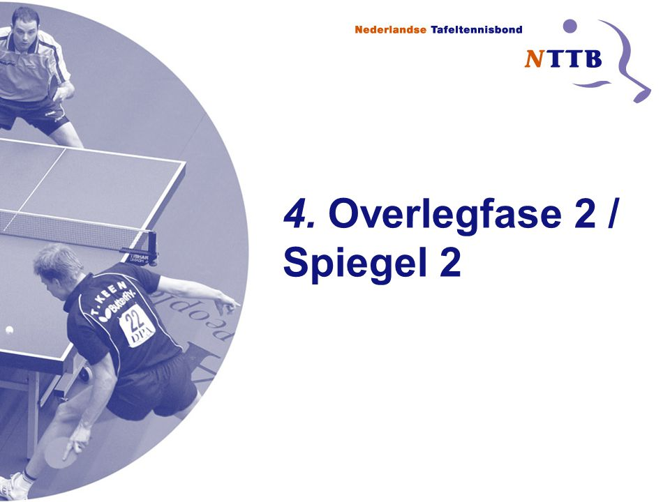 4. Overlegfase 2 / Spiegel 2