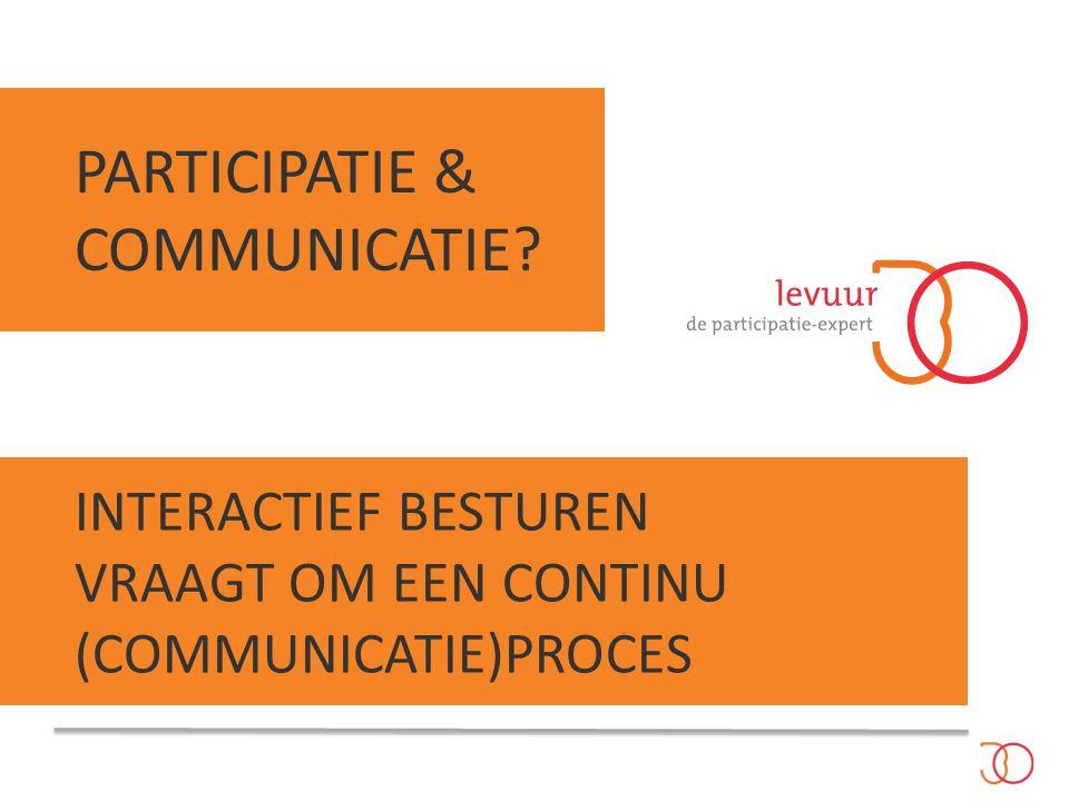 Soort communicatie.Strategische communicatie => Wat doet communicatie met mensen.