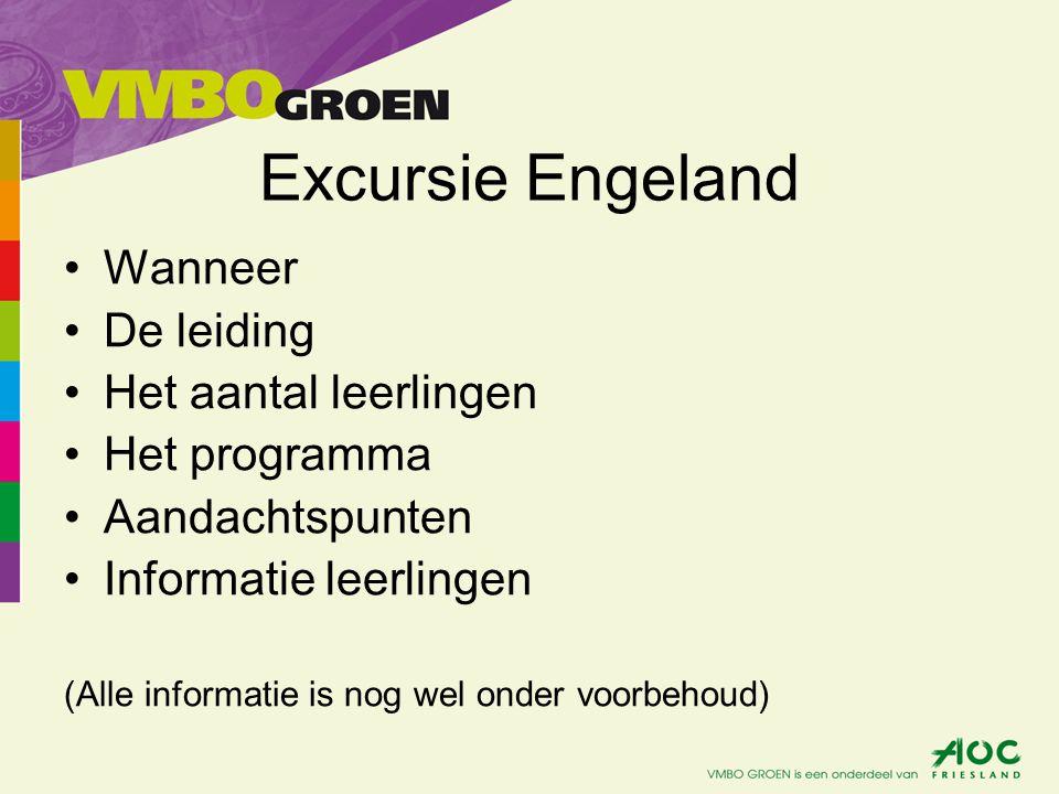 Vrijdag •Vertrekken richting Nederland (8.00 uur) •Aankomst Buitenpost in de loop van de avond