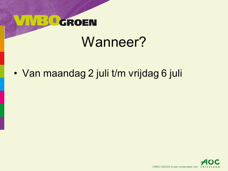 De leiding •Mevr.Kamstra •Mevr. Van den Brug •Mevr.