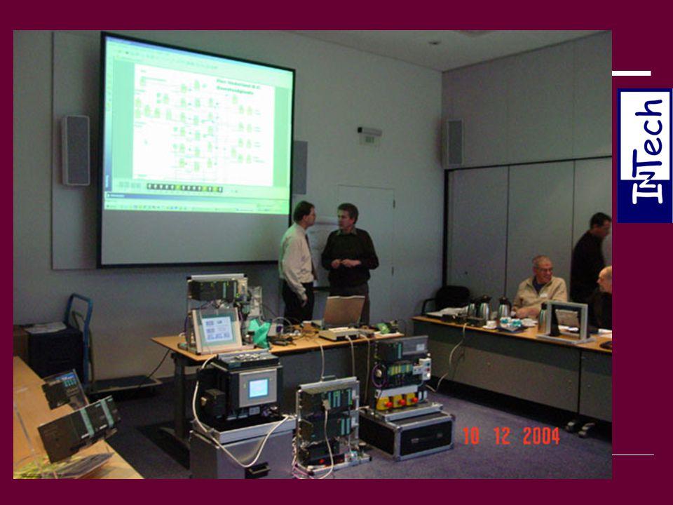 Masterclass/workshop FESTO 2 Positioneren met o.a.: positioneren met behulp van elektrotechniek, pneumatiek en hydrauliek en hun specifieke eigenschappen, voor- en nadelen van de verschillende technologieën, wijzigen van het gedrag van positioneeraandrijvingen (elektrisch en pneumatisch)