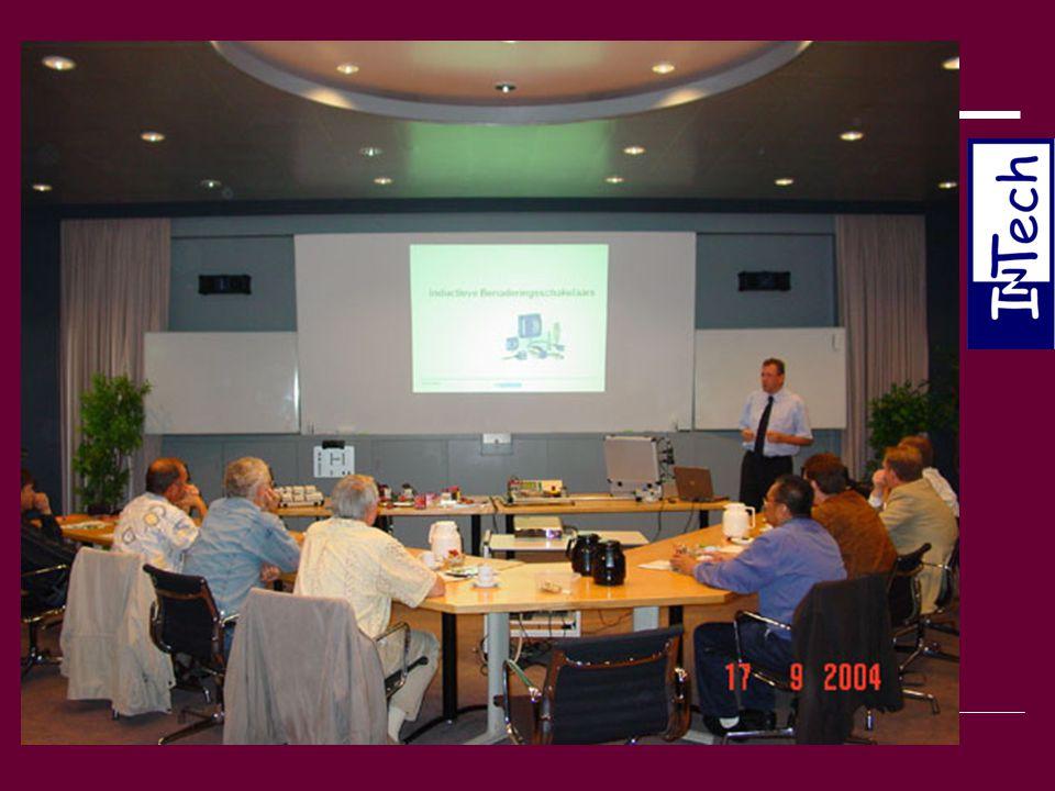 Workshop CSI Bedrijfsproject De barcode lezer met o.a.: Door middel van een tiental verschillende opdrachten de barcodelezer in een praktische toepassing leren kennen, een voorbeeld van een bedrijfsproject met de barcode- lezer dat succesvol gebruikt wordt op school.