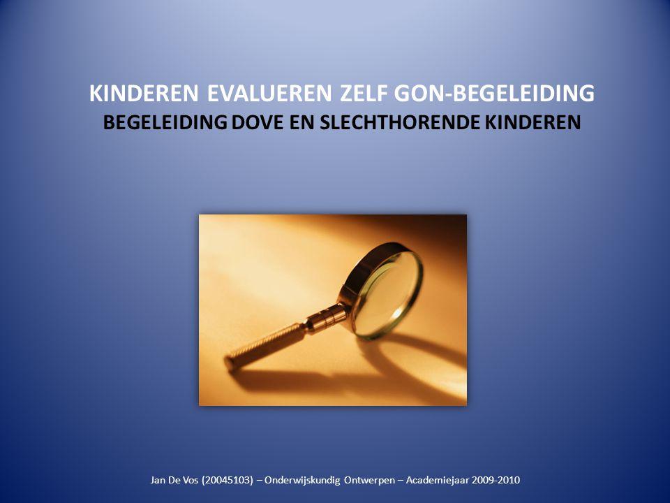 Jan De Vos (20045103) – Onderwijskundig Ontwerpen – Academiejaar 2009-2010 in uitvoering… online instrument STAP 6: Construeer prototypes