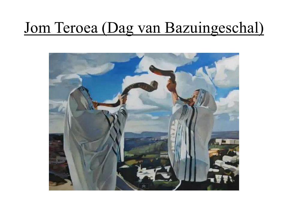 Jom Teroea (Dag van Bazuingeschal)